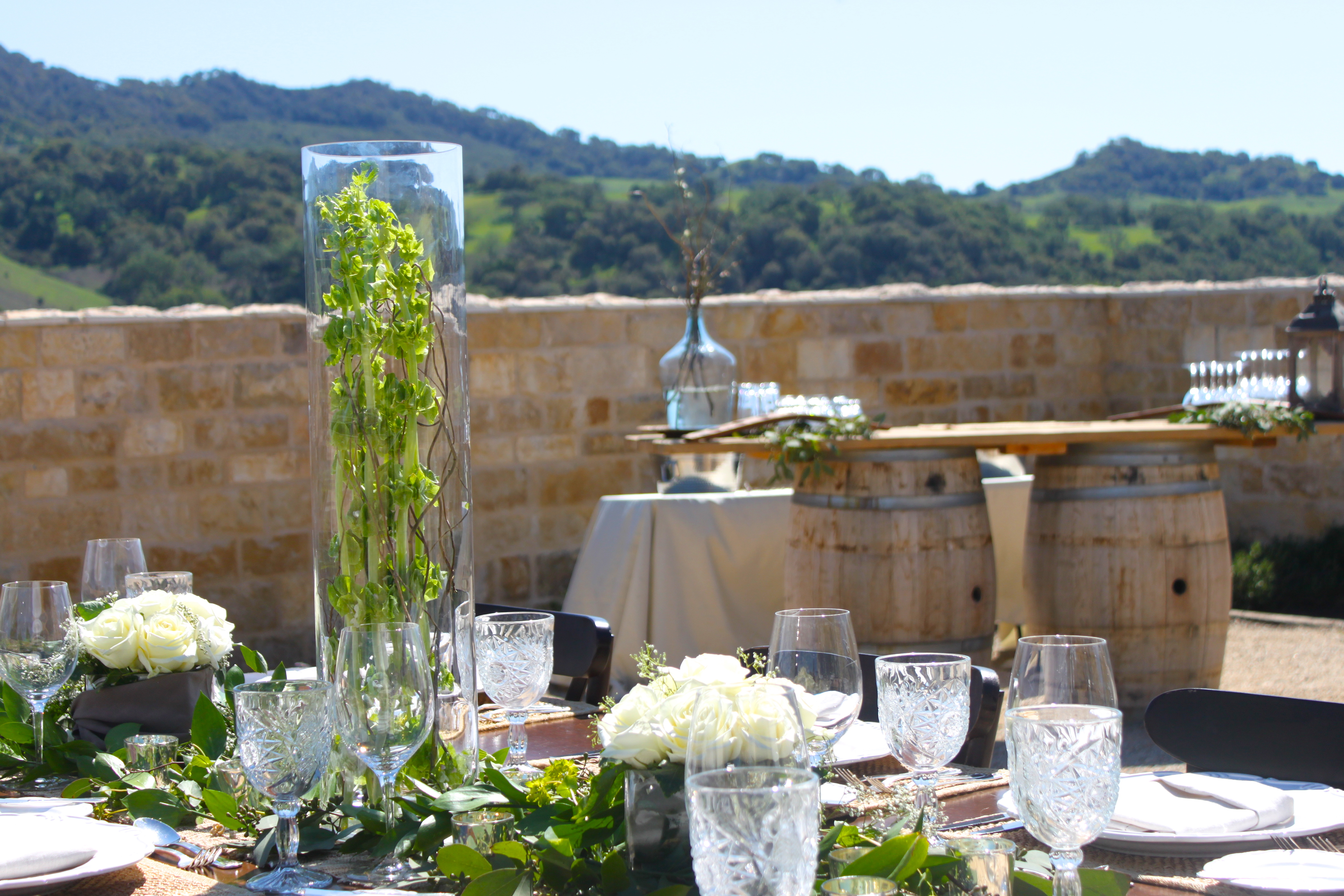 Santa Ynez Sunset Dinner Party Field To Table Catering - Field to table catering